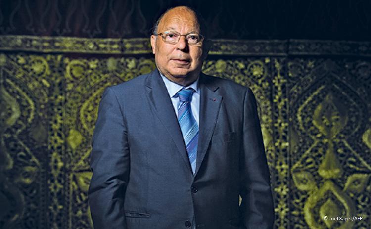 DalilBoubakeurJoel Saget-AFP2