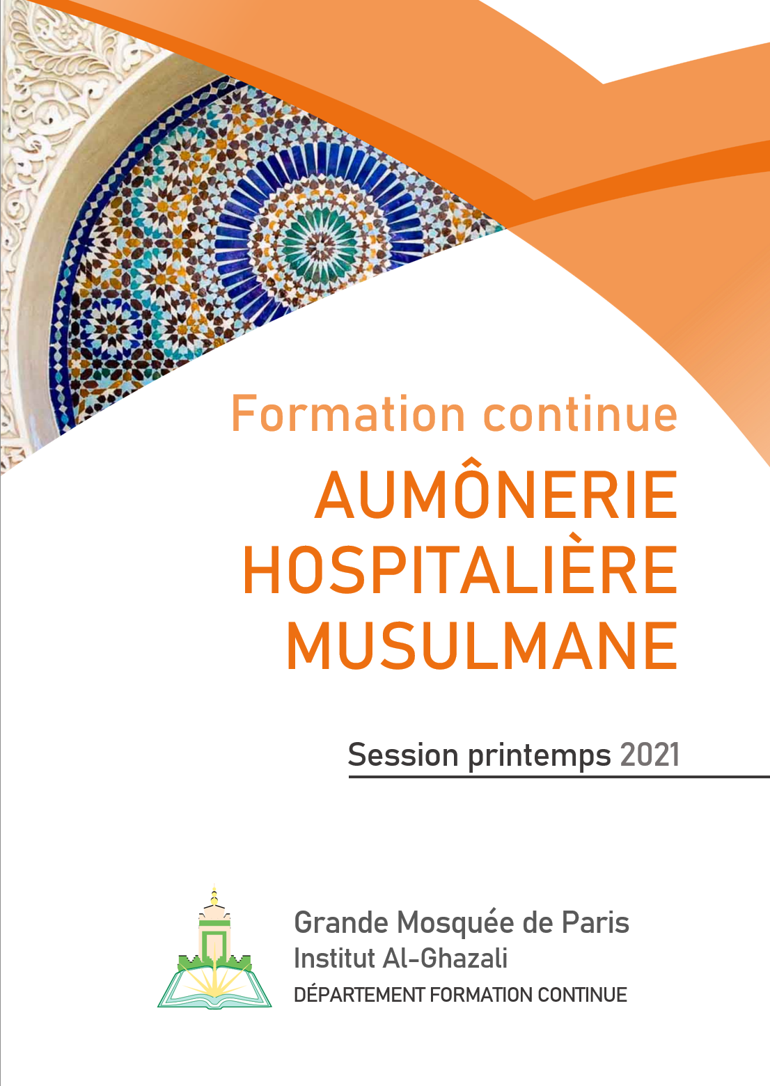 Formation aumonerie page 1